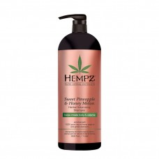 Hempz Sweet Pineapple & Honey Melon Herbal Volumizing Shampoo - 1000ml